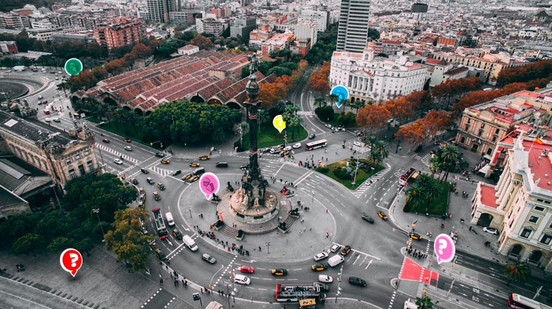 Emotion Quizz en Barcelona